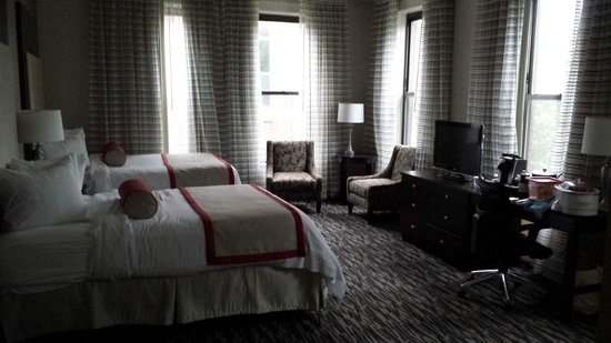 Fairfield Inn & Suites Keene Downtown: Room
