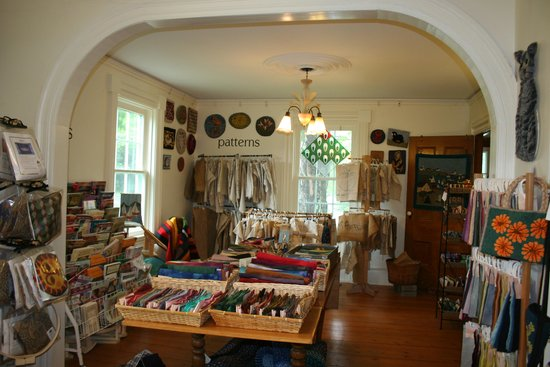 Spruce Top Rug Hooking Studio