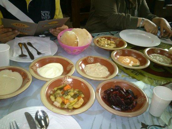 Balbaa Village: Salads