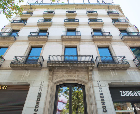 Photo of Hotel Condes De Barcelona at Paseo De Gracia, 73, Barcelona 08008, Spain