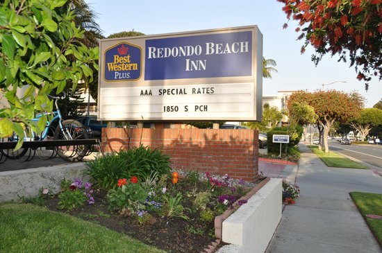 Best Western Plus Redondo Beach Inn: Außenansicht des Hotels