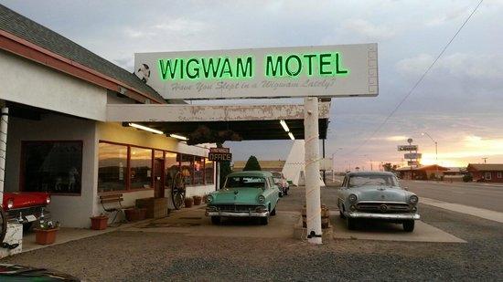 Wigwam Motel: Recepción