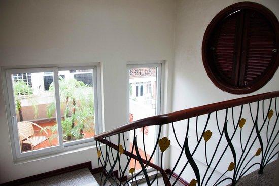 Paradise Boutique Hotel: балкон
