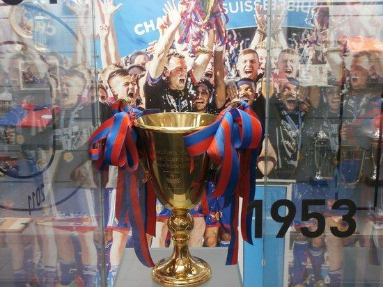 FC Basel Fan Shop and Museum