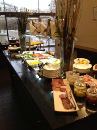 Novotel Bucarest City Centre: Dinning Room