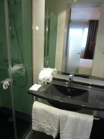 Hotel Escale Oceania : Salle de bain