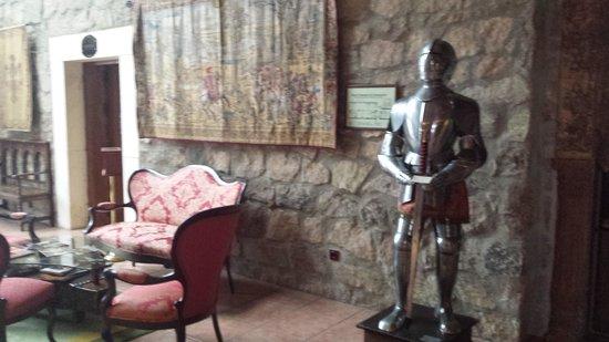 Hotel Venta Juanilla : Reception area