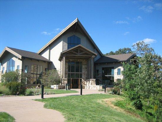 Missouri River Basin Lewis and Clark Visitor Center