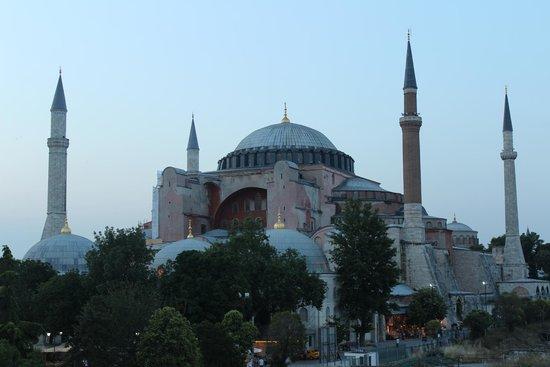 Med Cezir Hotel: The Hagia Sophia