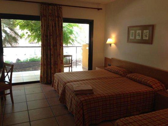 SBH Club Paraiso Playa : Doppelzimmer