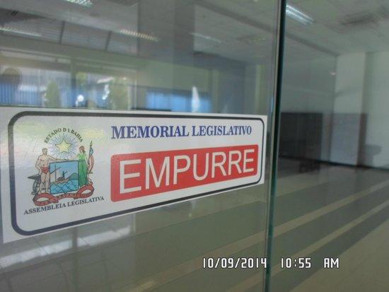 Legislative Memorial