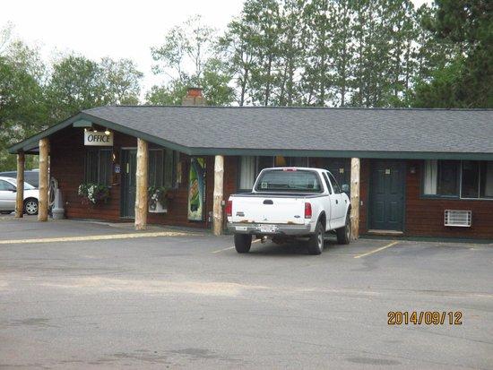 Aspen Inn Motel Hayward Wi