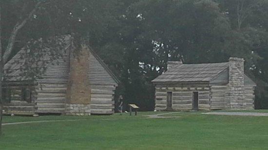 Andrew Jackson's Hermitage: Slaves quarters