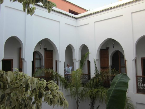 Riad Miski : First Floor