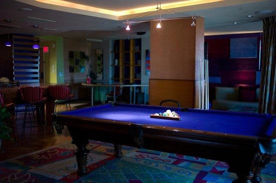 Palms Casino Resort: Pool table