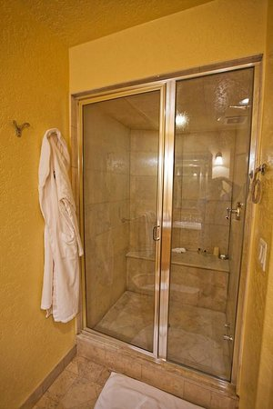 Fairmont Heritage Place, Franz Klammer Lodge: Steam shower