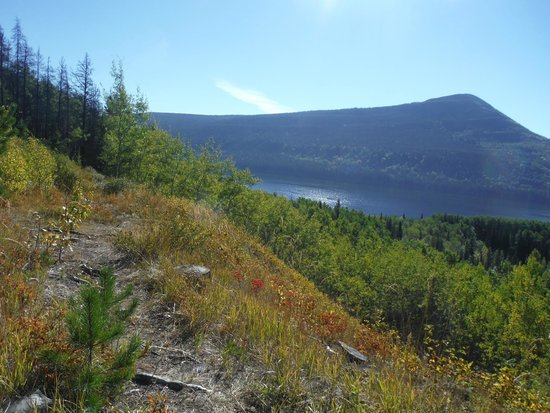 Chetwynd, Canada : a sneak at part of the view - go and see the rest :D