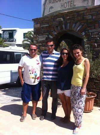 Agios Prokopios Hotel: east or west agios prokopios is the best!!!