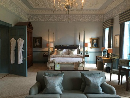 The Royal Crescent Hotel & Spa: The Duke of York Master Suite