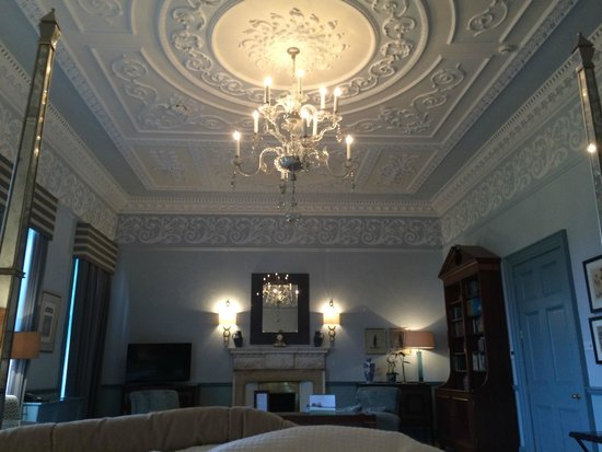 The Royal Crescent Hotel & Spa : The Duke of York Master Suite