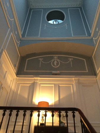 The Royal Crescent Hotel & Spa : Stairs to the Master Suite