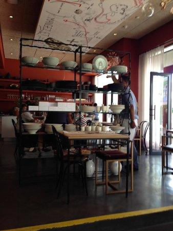 Hemelhuijs: Restaurant