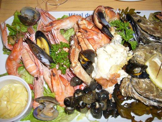 Hotel Le Styvel : Die leckersten Meeresfrüchte!