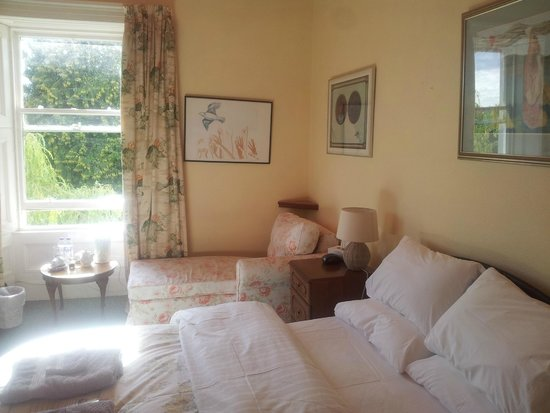 Rosebank House : My lovely room