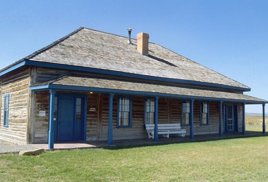 ‪Fort Fetterman State Historic Site‬