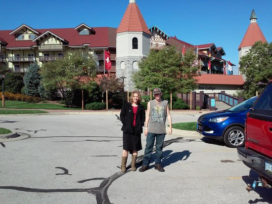 Bavarian Inn Lodge: loving familey