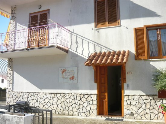 Bed and Breakfast Sant'Anna: ingresso