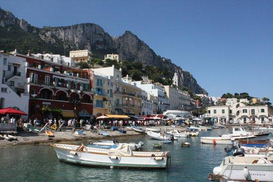 Hotel Eden : Capri