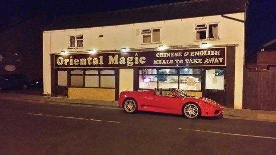 Oriental magic