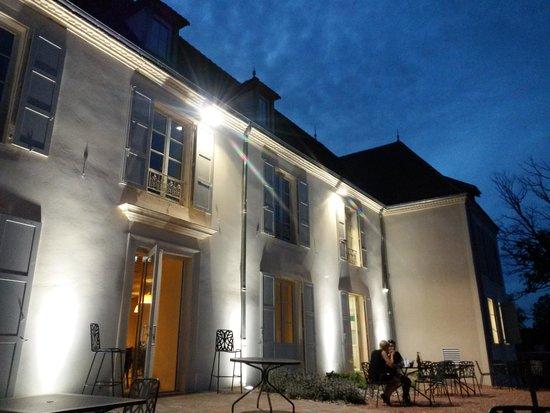 Chateau du Bost Hotel & Restaurant: Succulent et magnifique !