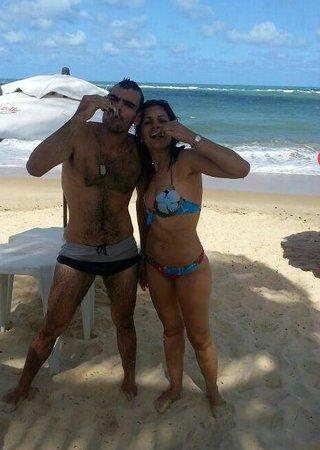 Ponta Negra Beach: Passar o dia com amigos