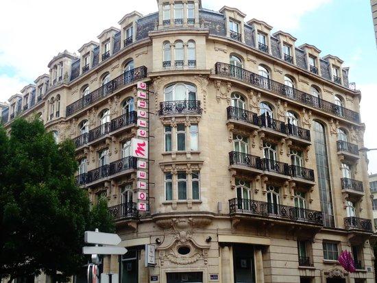 Mercure Lille Centre Grand Place : Hotel.