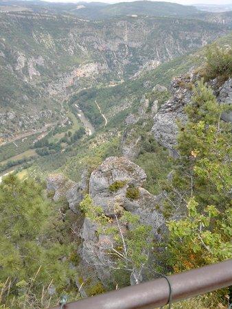 Panorama du Roc des Hourtous
