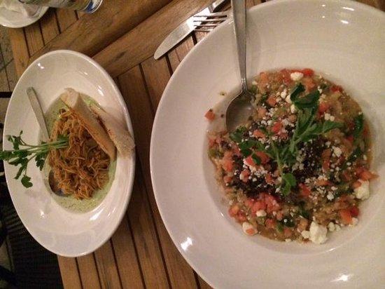 Prestige Oceanfront Resort, BW Premier Collection: Dinner at the restaurant