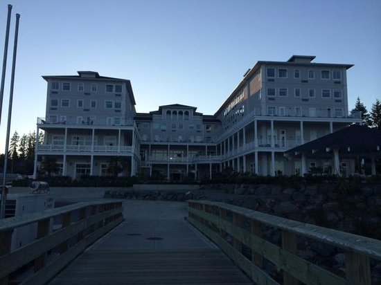 Prestige Oceanfront Resort, BW Premier Collection: View of hotel from the water side