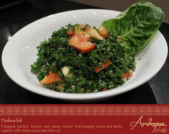 مطعم أرابيسك: Tabouleh