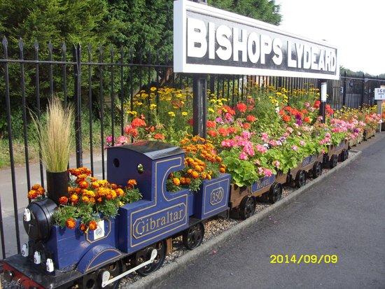 Rutland Hotel: West Somerset Railway