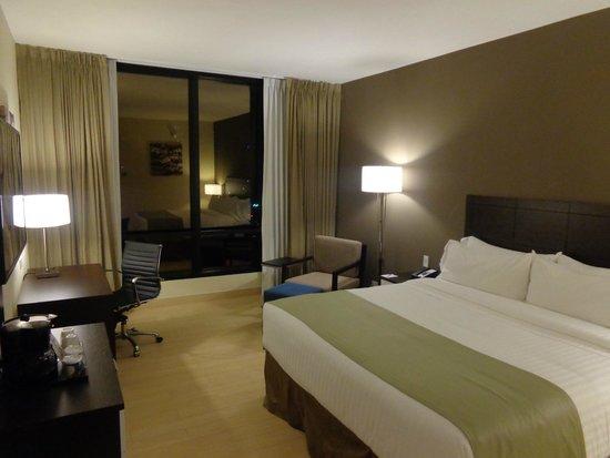 Holiday Inn Express Panama Distrito Financiero: Habitación