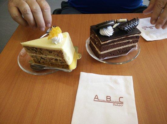 ABC Bakery & Cafe: Dessert!