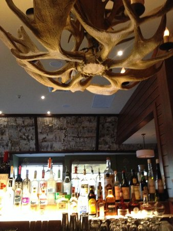Lake Arrowhead Resort and Spa, Autograph Collection: Little bit of the bar