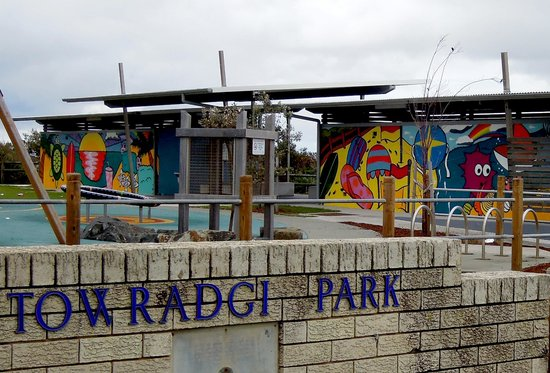 Towradgi Beach Park