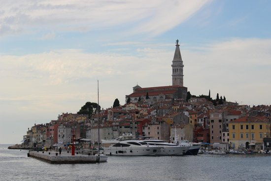 Trevisol Apartments : Rovinj Vista