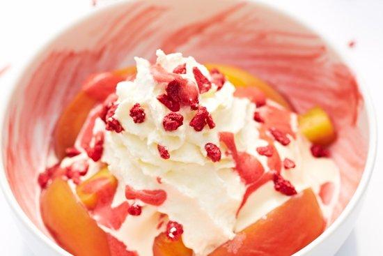 Alpenhotel Dora: Abendmenü - Dessert