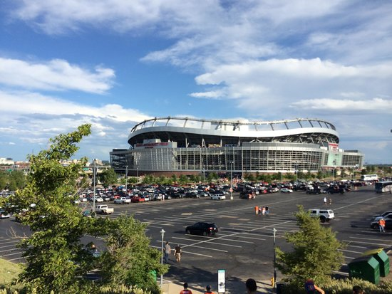 Sports Authority Field at Mile High: Broncos