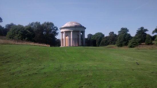 Mote Park: Memorial