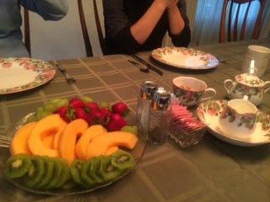إقامة وإفطار بفندق كاماي: part of breakfast